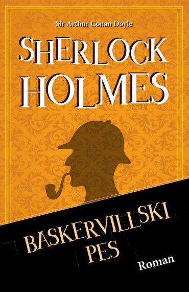 Sherlock-BASKERVILLSKI PES-naslovnica