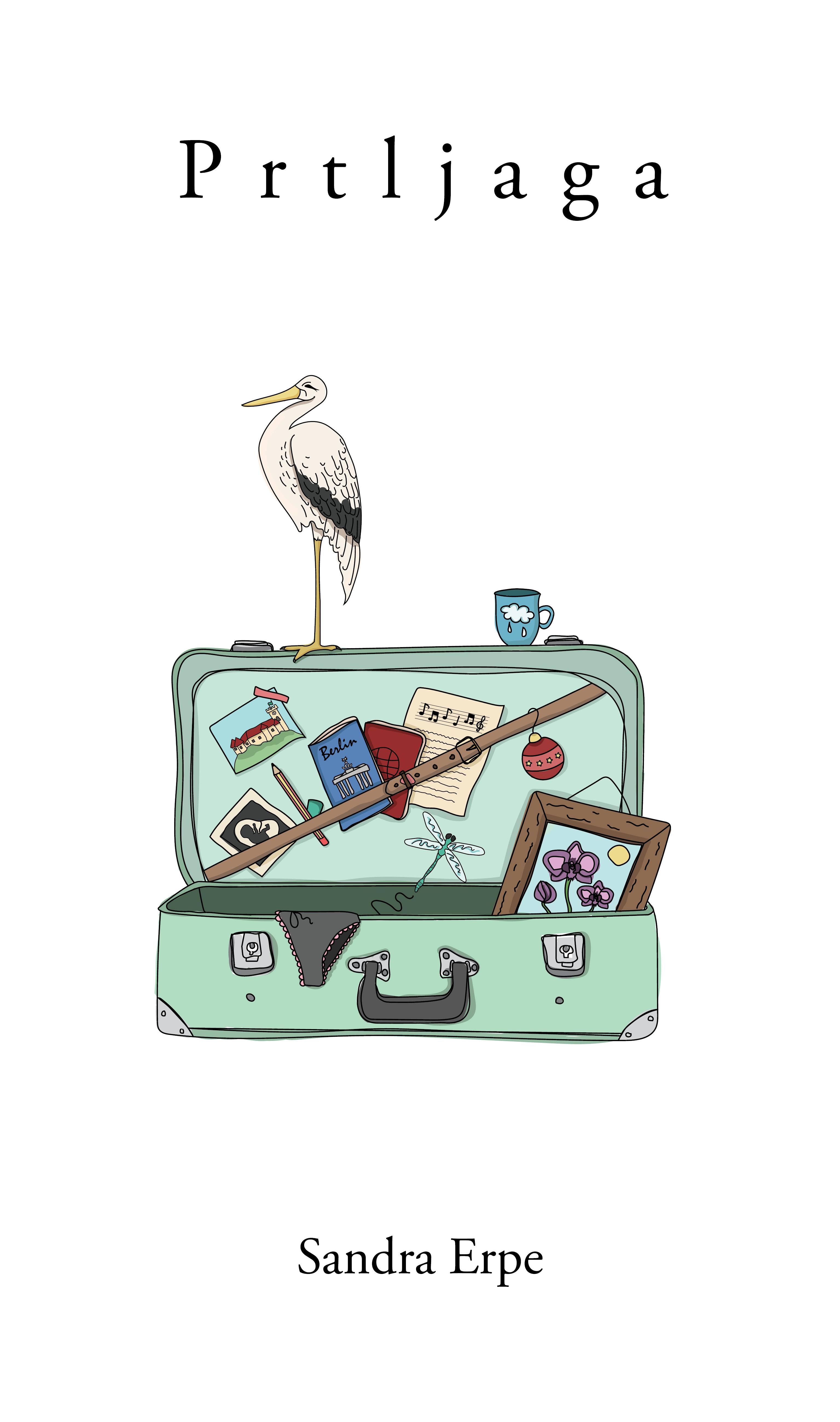 Prtljaga-Sandra-Erpe-naslovnica